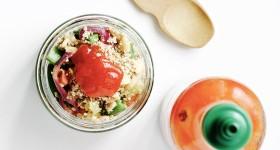 Skvělý bulgurový salát