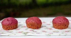 Řepové muffiny