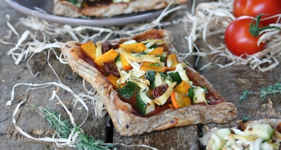 Zeleninové koláče stofu