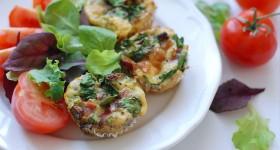 Vajíčkové muffiny
