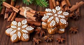 Vánoční perníčky podle Mamalifestyle