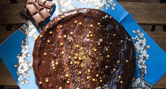 Čokoládový Oreo cheesecake