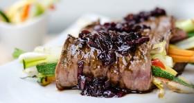 Steakové rolky