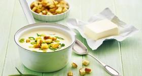 Květáková polévka s Lučinou